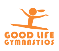 Good Life Gymnastics Footer Logo