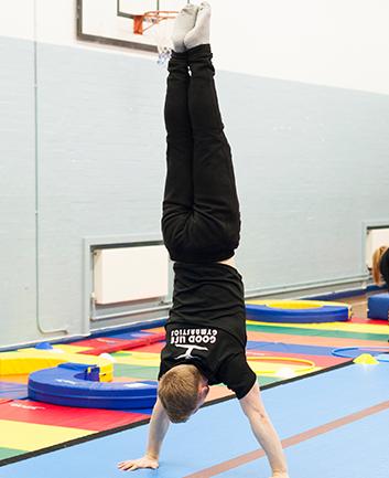 Good Life Gymnastics Classes