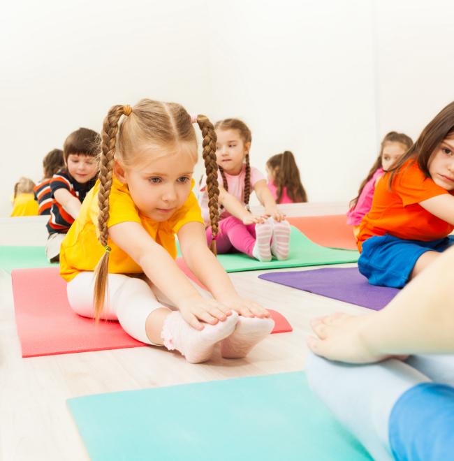 Gymnastics Class in Walton-on-Thames