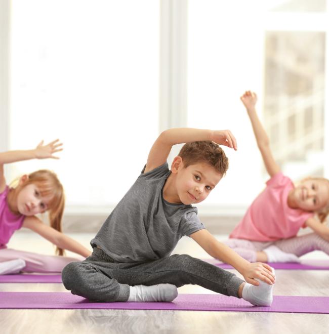 Gymnastics for Kids in Sutton