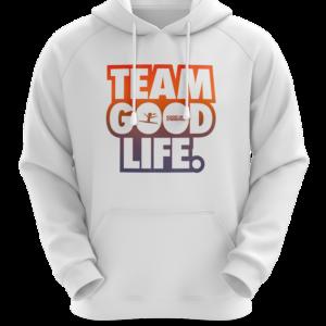 team good life gymnastics hoodie